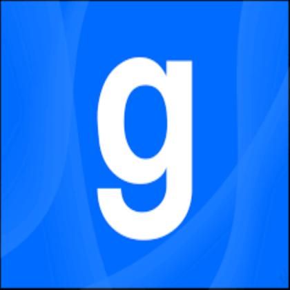 Garry\'s Mod Logo [Photoshop!].