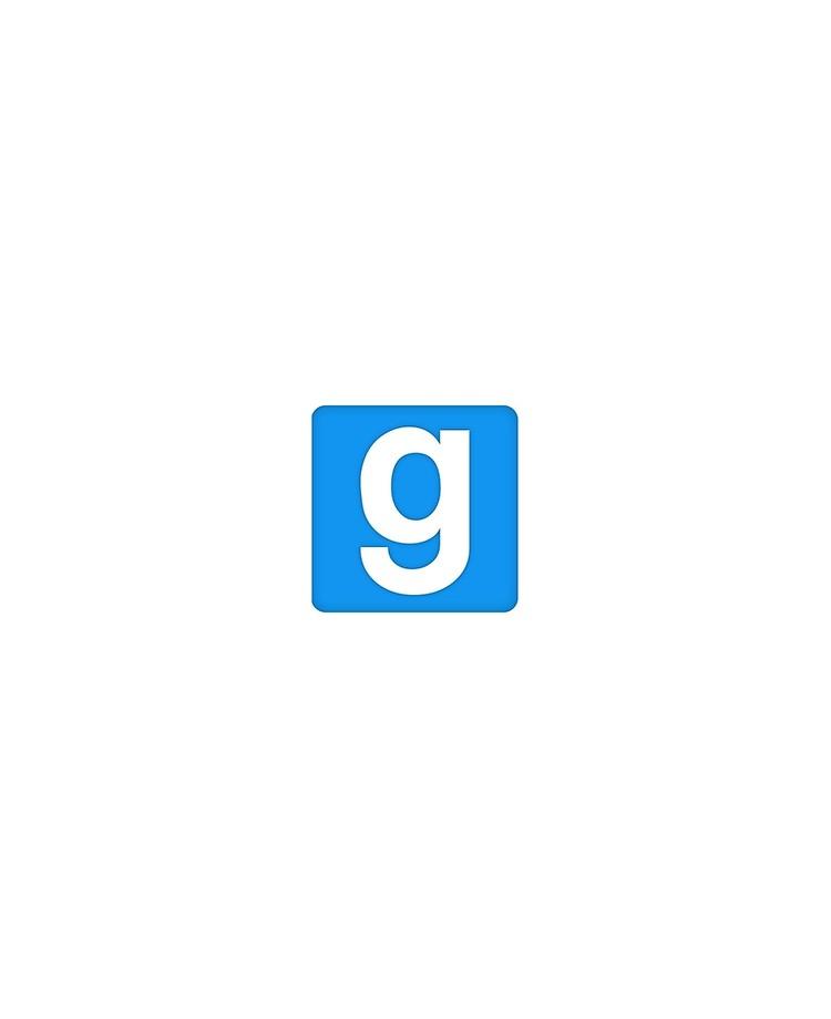 Garry\'s Mod Logo.