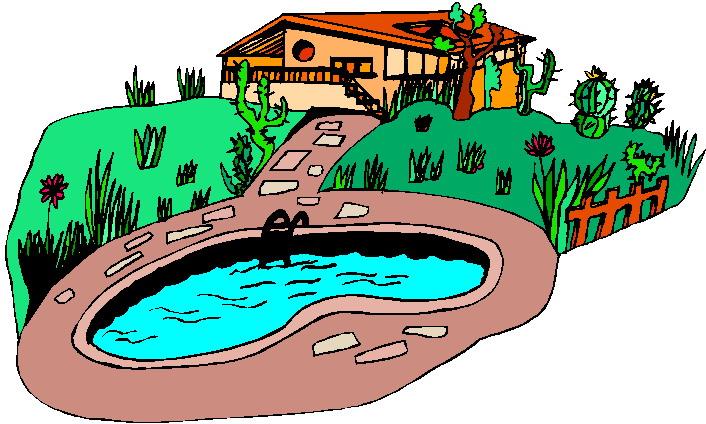 Gardens Clip Art.