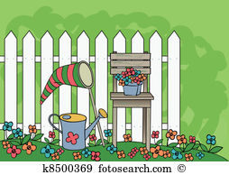 Garden Clipart and Illustration. 154,081 garden clip art vector.