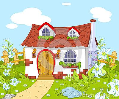 Haus bauen clipart  Haus Und Garten Karikatur – Blessfest – galaxyquest.info