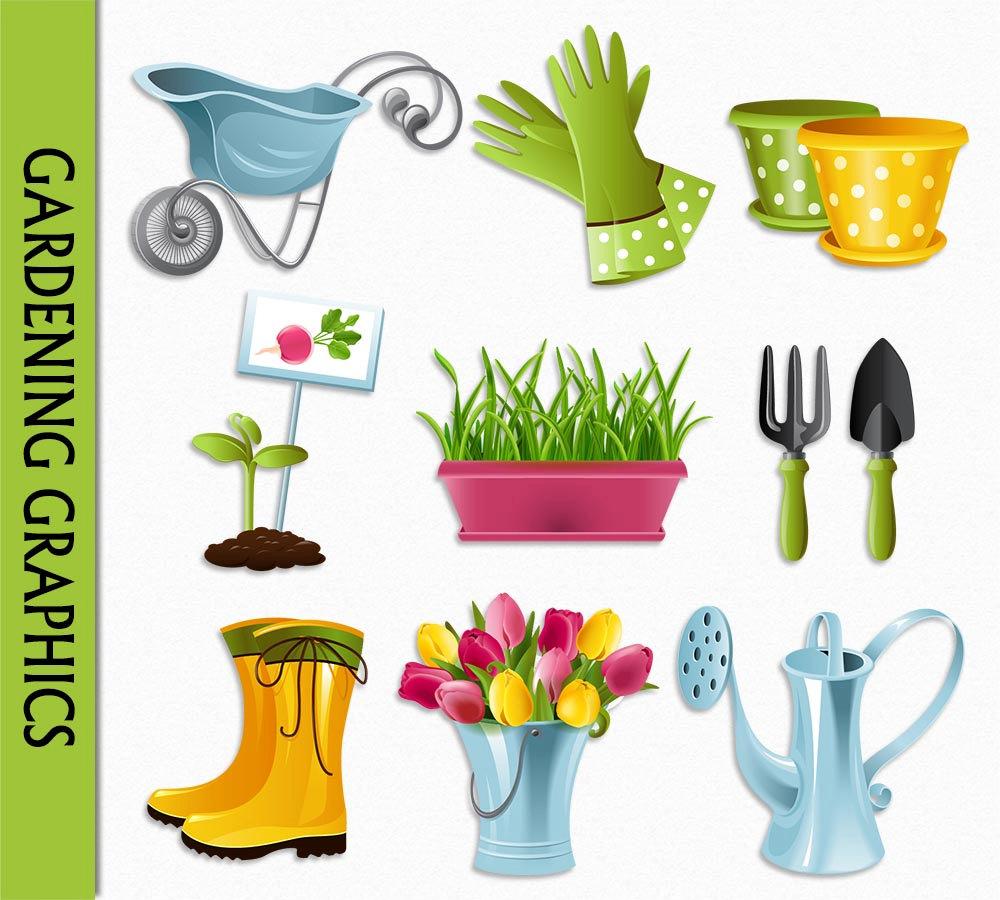 garden clipart png #14