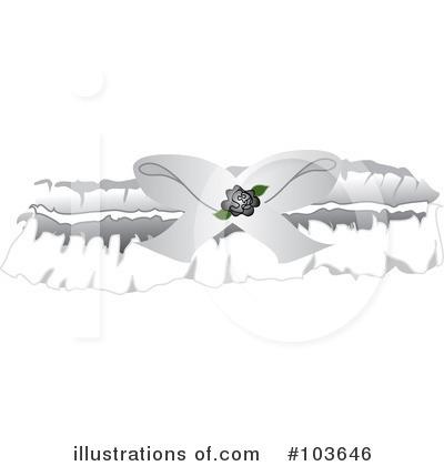 Free garter clip art.