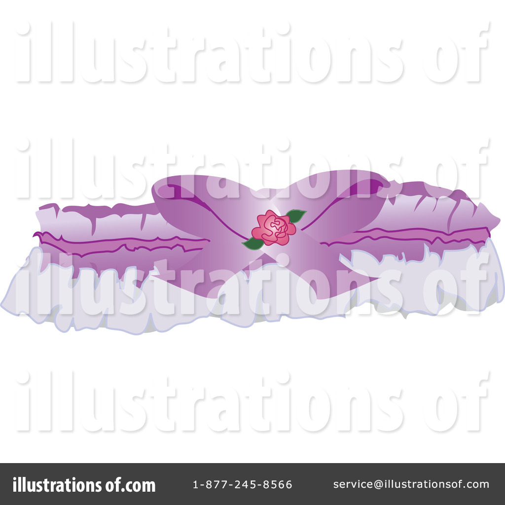 Garter clip art.