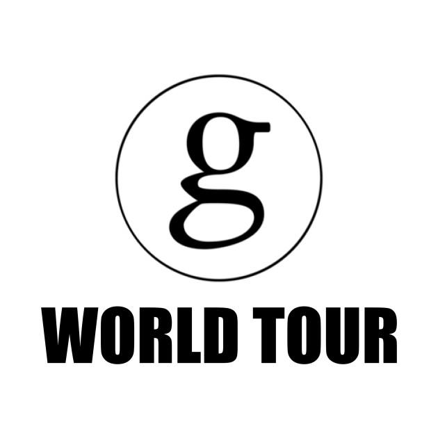Garth Brooks World Tour (Black) by kennyhayes1223.