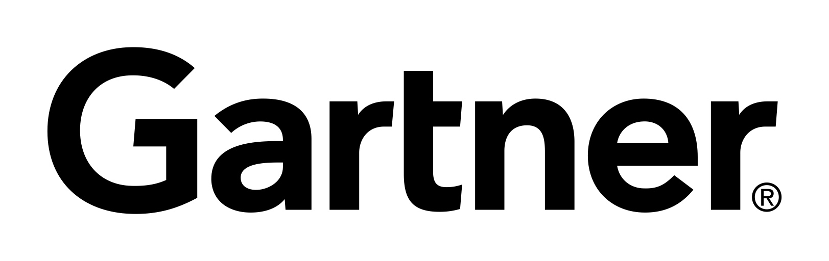 Gartner Logo transparent PNG.