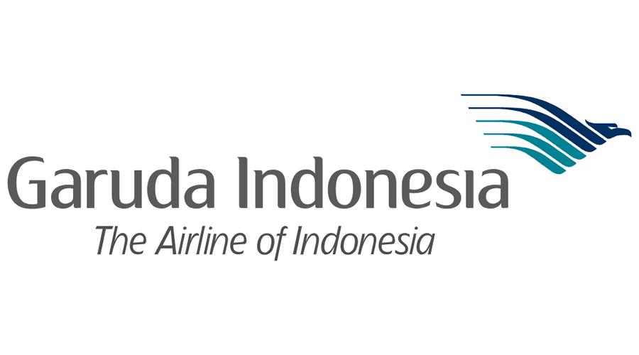 Garuda Indonesia Vector Logo.
