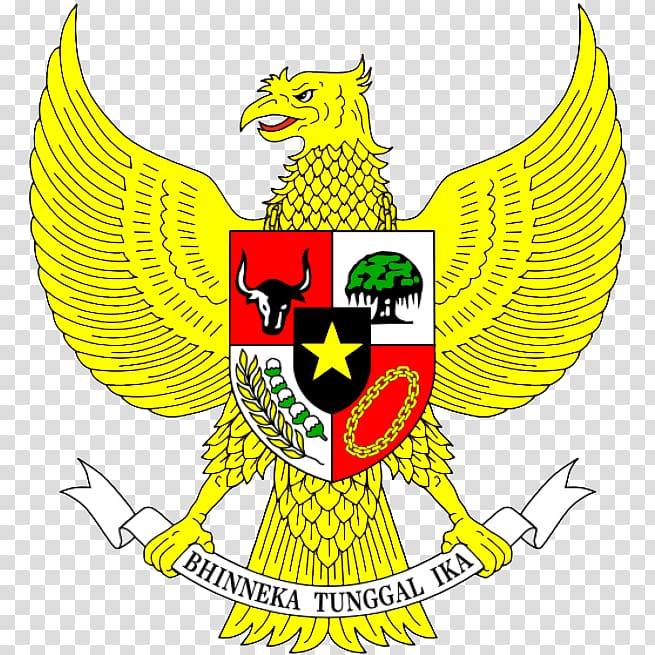 National emblem of Indonesia Coat of arms Flag of Indonesia Garuda.