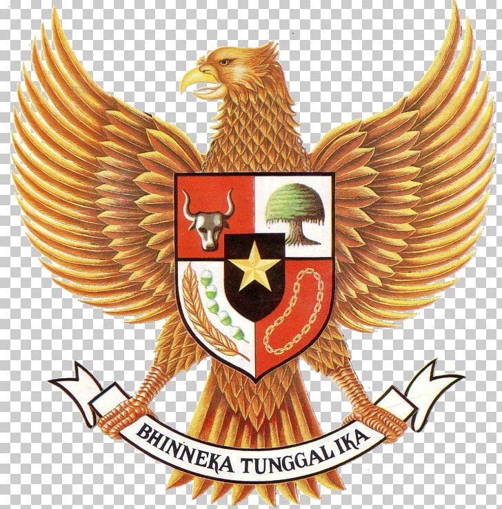 National Emblem Of Indonesia Pancasila Garuda Pertamina PNG.