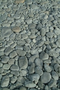 Gravel Photo Clipart Image.