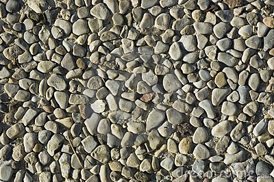 Gravel Path Royalty Free Stock Photos.