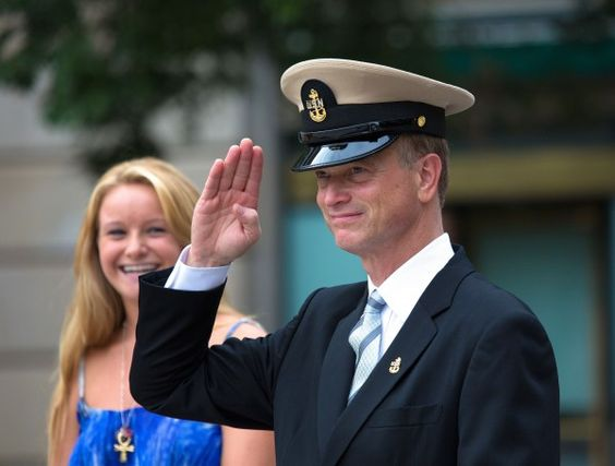 In celebration of the Year of the Chief, actor Gary Sinise (shown.