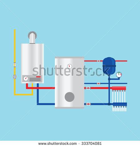 Boiler Stock Vectors, Images & Vector Art.