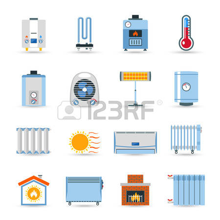 821 Gas Boiler Stock Vector Illustration And Royalty Free Gas.