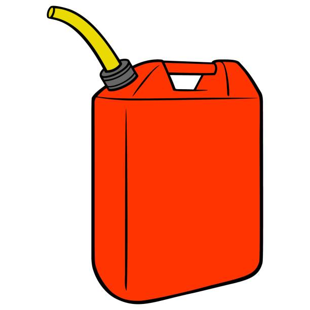 Best Gas Can Illustrations, Royalty.