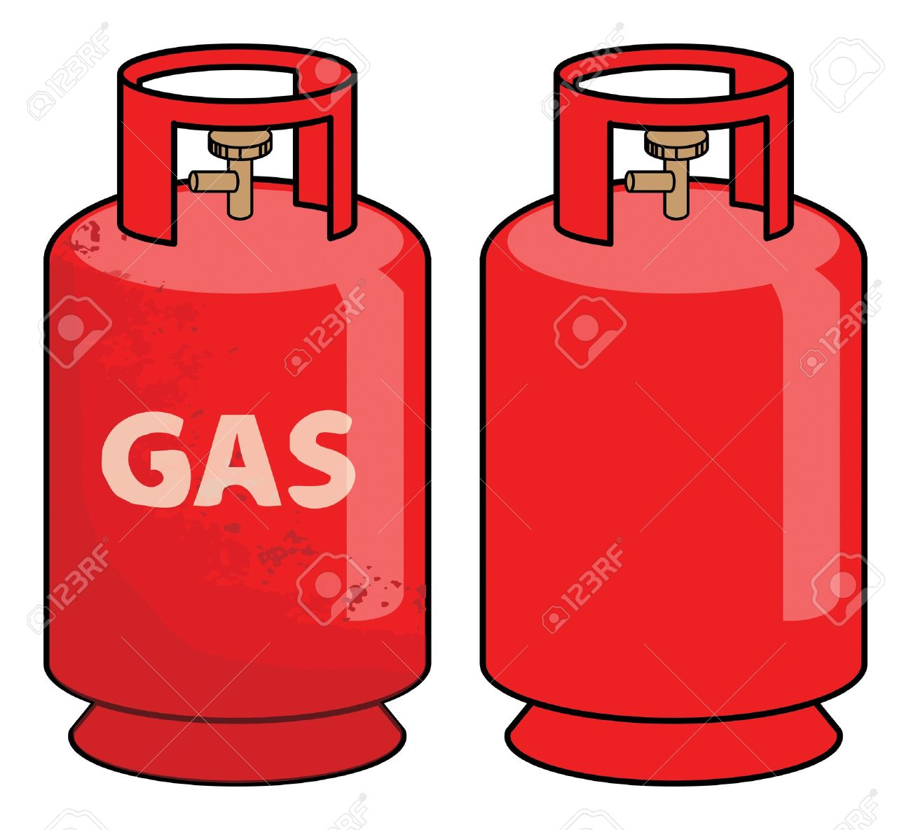 1,744 Cylinder Gas Stock Illustrations, Cliparts And Royalty Free.