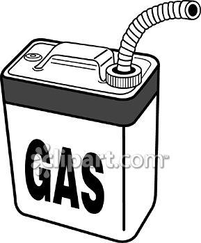 Gallon Of Gas Clipart.