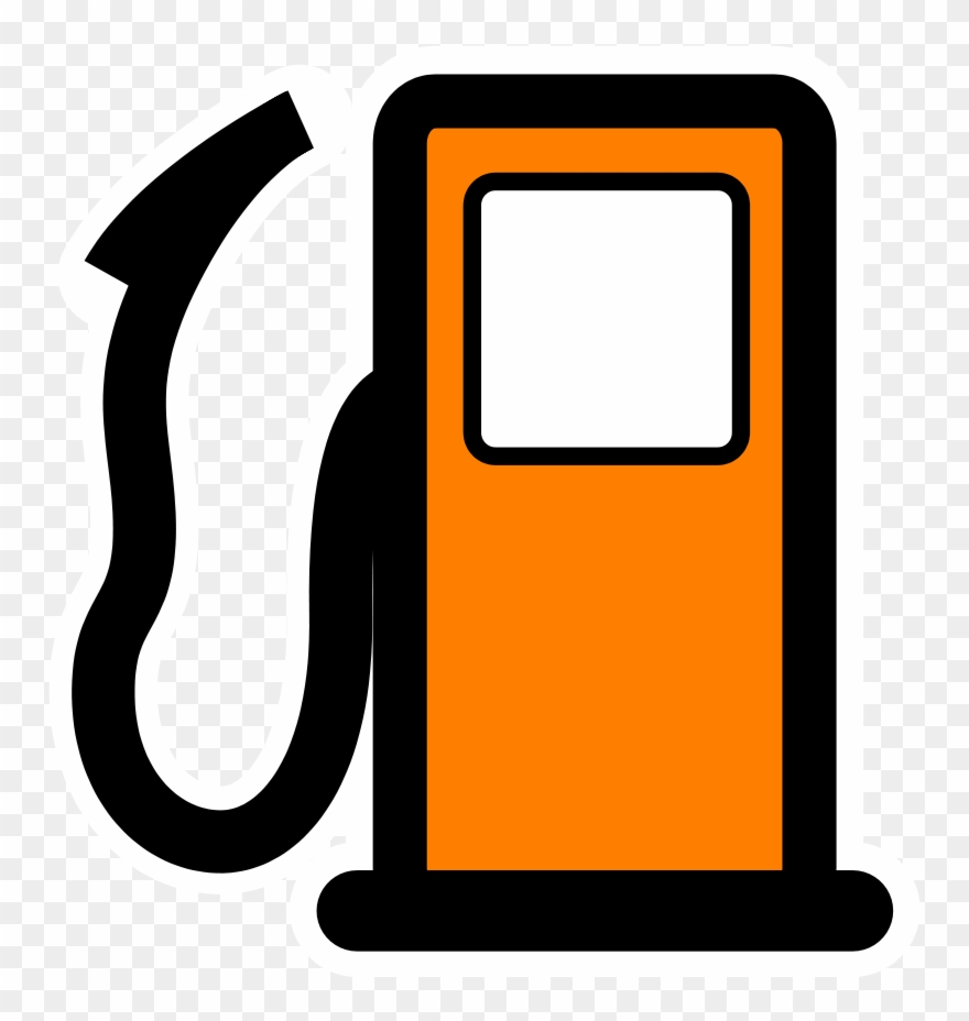 Clipart Of Gas, Fuel And Pump.