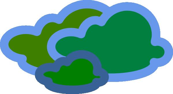 Gas/cloud Clip Art at Clker.com.