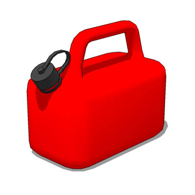 Gas can clipart.