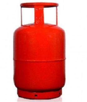 Lpg gas cylinder clipart.