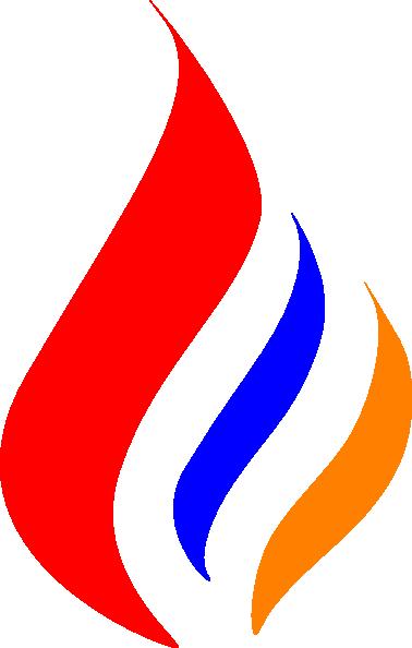 Gas Flame Logo Clip Art at Clker.com.