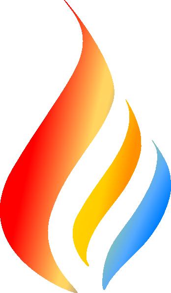 Flame 9 Clip Art at Clker.com.
