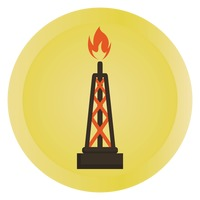 Gas Flare Clipart.