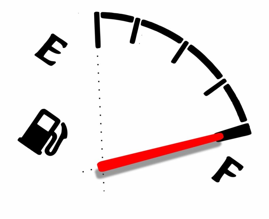 Fuel Gauge Gasoline.