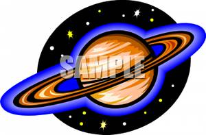 A_Large_Ringed_Gas_Giant_Royalty_Free_Clipart_Picture_090919.
