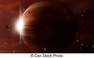 Gas giant Clip Art and Stock Illustrations. 411 Gas giant EPS.