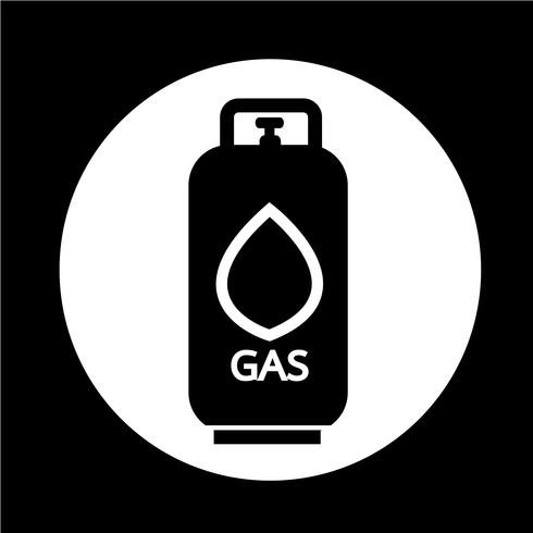 Liquid Propane Gas icon.