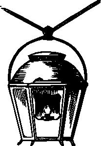 Hanging Gas Lantern Clip Art at Clker.com.