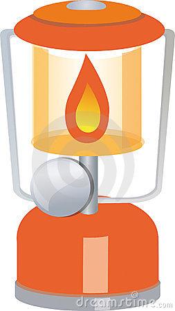 Stock Image: Gas Lamp. Image: 9628051.