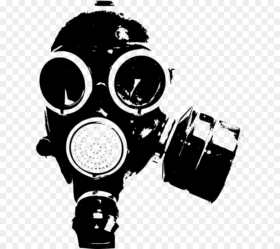 Gas Mask Gas Mask png download.