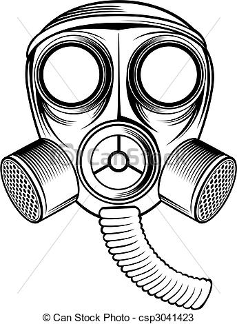 Gas mask Clip Art and Stock Illustrations. 2,318 Gas mask EPS.