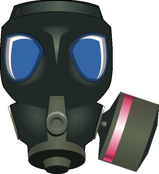 Gas Mask clip art Free Vector / 4Vector.