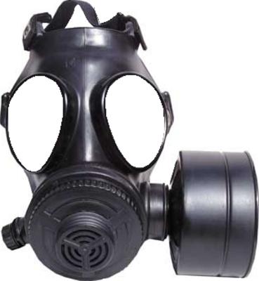 gas mask ref.