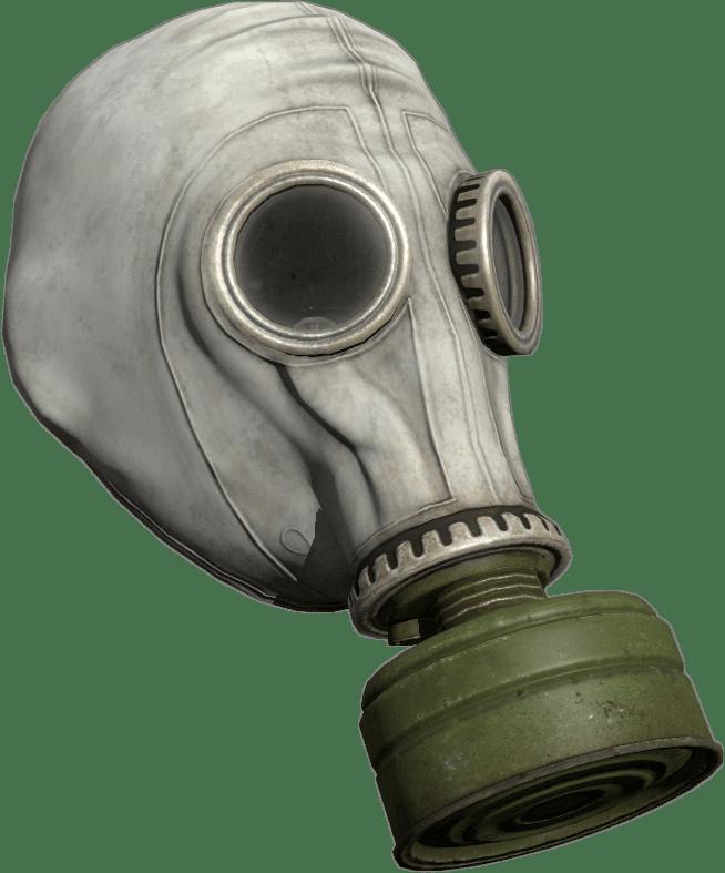 GP 5 Gas Mask transparent PNG.