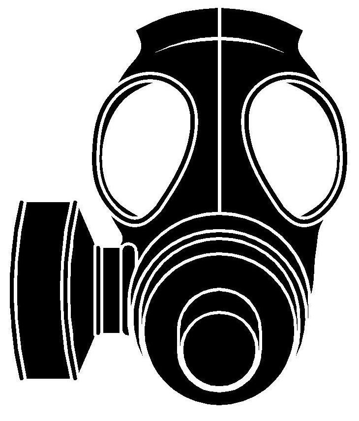 Gas Mask Logo Clipart Best #66RXSc.