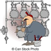 Gas meter Clip Art and Stock Illustrations. 1,275 Gas meter EPS.