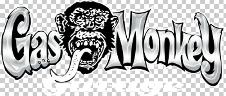 Gas Monkey Garage Gas Monkey Bar N\' Grill Graphics Logo PNG.