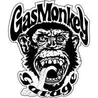 Gas Monkey Garage Logo Vector Download Free (AI,EPS,CDR,SVG,PDF.
