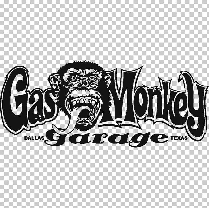 Gas Monkey Bar N' Grill Gas Monkey Garage Chevrolet Graphics Logo.