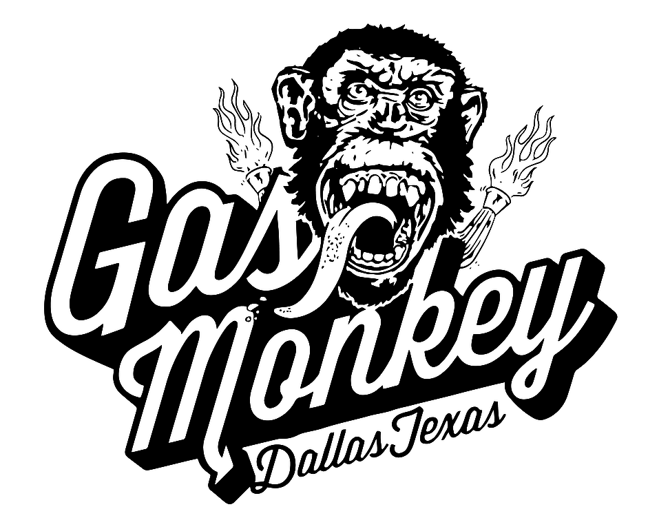 gas monkey logo.