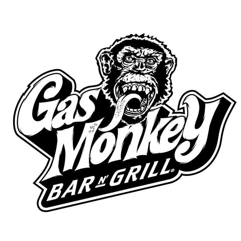 Gas Monkey Font.