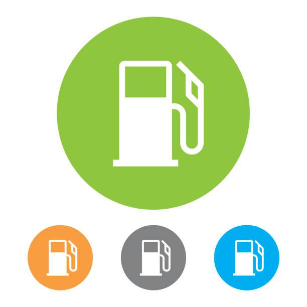 gas pump clipart free #6
