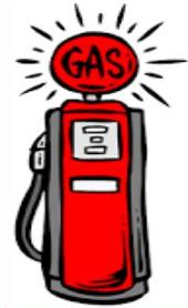 Free Gas Pump Clipart.