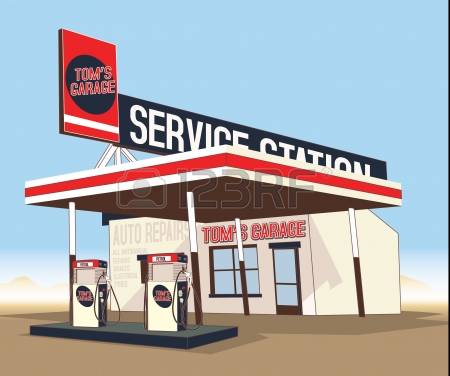19,600 Gas Station Stock Vector Illustration And Royalty Free Gas.