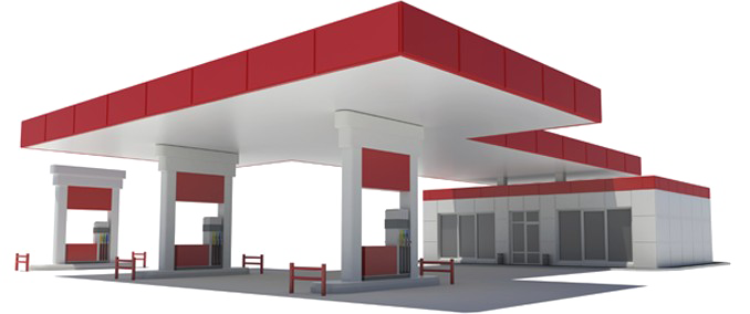Gas Station (PNG).